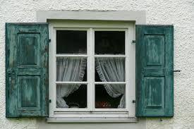 3105296 Antik Architektur Gebäude Vorhang Glas Grün Alt