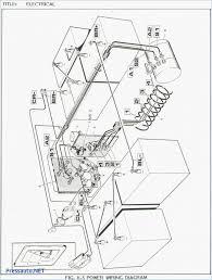 Ezgo electric golf cart wiring diagram of club car ds gas workhorse schematic 87 diagrams motor