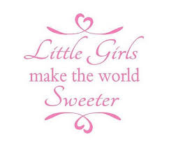 Little Girl Quotes Awesome 48 Baby Girl Quotes WishesGreeting