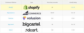 7 Things To Consider When Choosing An Ecommerce Platform