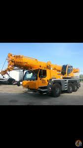2017 Liebherr Ltm 1060 3 1 Crane For Sale In Chicago Ridge