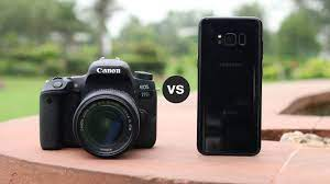 Smartphone vs DSLR: Can Your Smartphone Replace Your DSLR? - YouTube