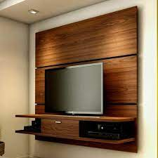 wooden led wall panel designing service
