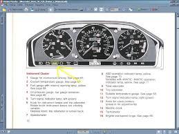 Mercedes Benz Brake Wear Warning Light Brake Disc Wear Light Flashing Mercedes Benz Forum