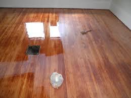 how to refinish engineered hardwood floors