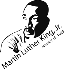 Martin Luther King Day Clipart - ClipartXtras