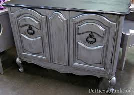 black and silver furniture. metallic paint finishesforfurniture black and silver furniture f