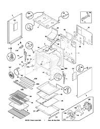 Frigidaire plgf389ccb gas range timer stove clocks and appliance ripping gallery dryer wiring diagram