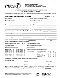 Employment Verification Form Template For Android - Fill Online ...