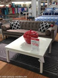 Jcpenney Living Room Furniture Jcpenney Goes Modern Mid Century Modern