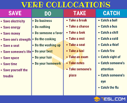 Nouns with latin or greek endings and nouns that look plural but sometimes take singular verbs can cause agreement problems. Verb Noun Verb Collocations Examples In English 7esl