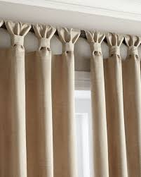 Different Curtain Designs Tab Curtains A Little Different Bedroom In 2019