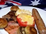 aussie bushman s brekkie   breakfast for two