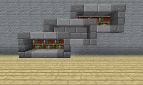 how to make a bookshelf in minecraft. Mesmerizing Minecraft Bookshelf Enchanting Table Recipe Grey Rectangle Bookshelf: Astonishing How To Make A In E