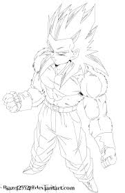 Printable Dragon Ball Z Coloring Pages Anneliesedalabaorg