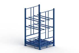 ... Storage warehouse shelving / for tires / with shelves CR-GO-31 Gebhardt  ...