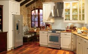 Small Picture Kitchen Appliances With Hickory Cabinets idolza