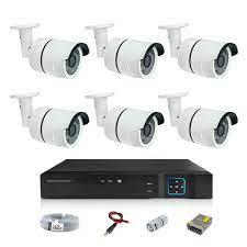 Sapp 6 Kameralı 3mp AHD Güvenlik Kamera Sistemi - 177 - n11pro.com