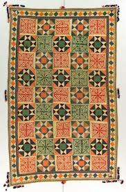 12 best Ralli quilts images on Pinterest   Embroidery, Colours and ... & Ralli quilt, probably made in Rahim Yar Khan, Punjab, Pakistan, circa 1970 Adamdwight.com