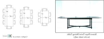 8 person patio table 6 dining set fascinating room dimensions round outdoor fa