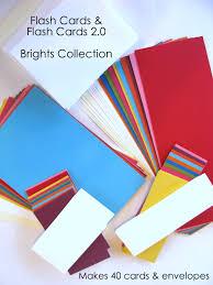 Design Your Own Flash Cards  Get SchooledMake Flash Cards