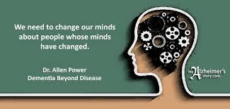 Dementia Quotes Interesting 48 Pieces Of Wisdom From Dr Allen Power Dementia Beyond Disease