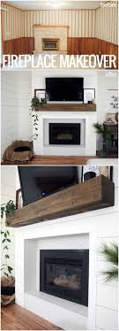 Railroad Tie Mantle best 25 building a mantle ideas brick fireplace 1067 by xevi.us
