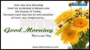 Nice - Morning Greetings In English ...