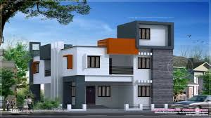 Modern House Design Flat Roof