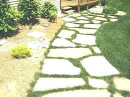 how to lay flagstone
