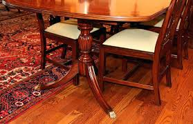 remarkable regency dining room chairs dining room set antique gany chairs