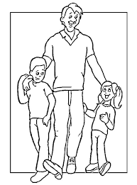 Small Picture Printable coloring pages for Dad Cute Sketches