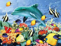 Оригинал - Схема вышивки «Подводный мир» - Автор «Pridnestrovie» - Авторы -  Вышивка крестом