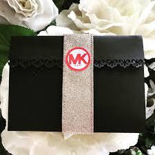 my wedding invitation! i love michael kors our initials are matt Michael Kors Wedding Invitations my wedding invitation! i love michael kors our initials are matt & krystal! the Walmart Wedding Invitations