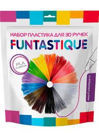 <b>Набор PLA</b>-<b>пластика</b> для 3д ручек 12 цветов по 10 метров ...