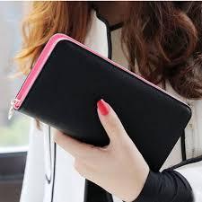 2019 <b>New Fashion Candy Colors</b> Long Wallets Women Brand ...