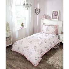 kids fairy single duvet set pink girls bedding girls pink bedding girls fairies pink baby girl