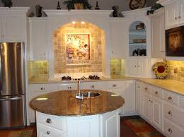 Small Picture Island Kitchen Design Home Interior
