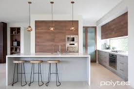 Kitchen Display Fantastic Looking Kitchen Display Of Polytec Doors And Panels In