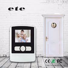 2.4 Inch Low Price Peephole Digital Door Viewer Wireless Hidden ...