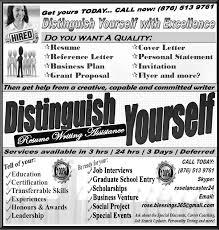 Resume Writing For Sale In Kingston Kingston St Andrew For 1 000