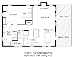 Beautiful Simple Kitchen Floor Plans Example Will Guide You In House Open  Plan Large L ...