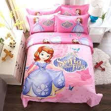 pink duvet set cartoon the first bedding set pink duvet cover single double queen king size