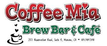 The shop is located in the town of coffoota. Coffee Mia Menu Coffee Mia Brew Bar Cafe