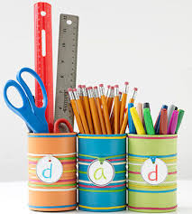 neat office supplies. Help Dad Sort Office Supplies In Style By Gifting Him This Homemade Desk Organizer For Father\u0027s Neat P
