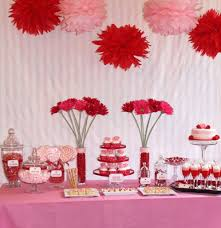 Party Table Decor Table Centerpieces For Parties Red Party Table Add Element