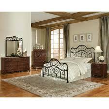 iron bedroom furniture sets. charming decoration metal bedroom sets santa cruz bed set standard furniture iron