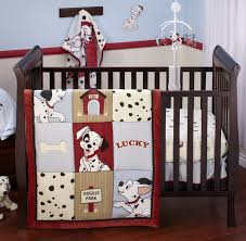 new disney 101 dalmatians crib bedding set