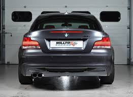 Coupe Series bmw 135i exhaust : Milltek Releases New BMW 135i Performance Exhaust System