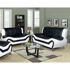 Crocker 2 Piece Leather Living Room Set